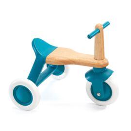Djeco Futó-tricikli - Blue Roll'it!