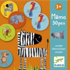 Djeco Memo - Jungle