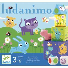 Djeco Társasjáték - Okoska - Ludanimo