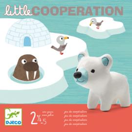Djeco Társasjáték - Állatmentő - Little cooperation