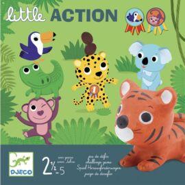 Djeco Társasjáték – Egy kis cselekvés – Little active Djeco