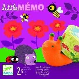 Djeco Memóriajáték - Egy kis memória - Little mémo