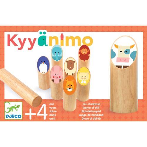 Djeco Célba dobó játék - Tiki-taka - Kyyänimo