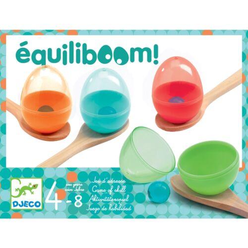 Djeco Tojásfutam játék – Equiliboom