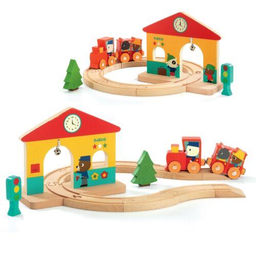 Djeco Minivasút – Minitrain