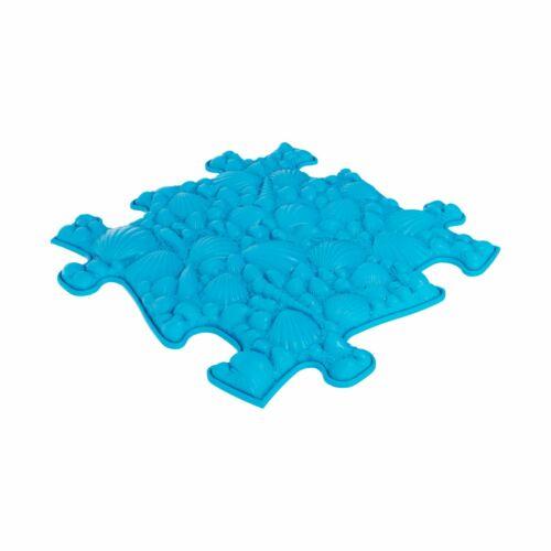 Muffik Puha Kagyló Puzzle Kék