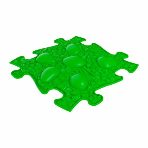 Muffik Puha Dínó Tojás  Puzzle Zöld