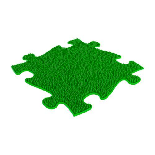 Muffik Kemény Fű Puzzle Zöld