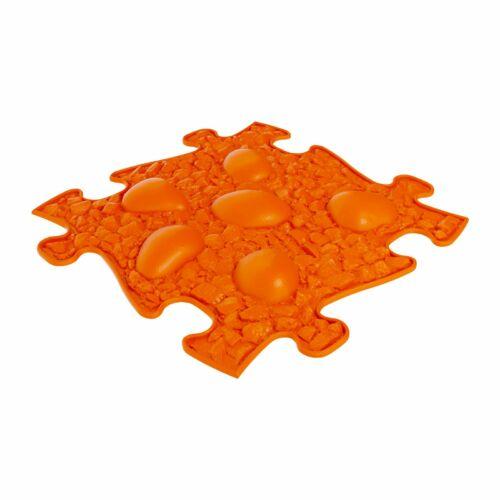 Muffik Puha Dínó Tojás  Puzzle Narancssárga