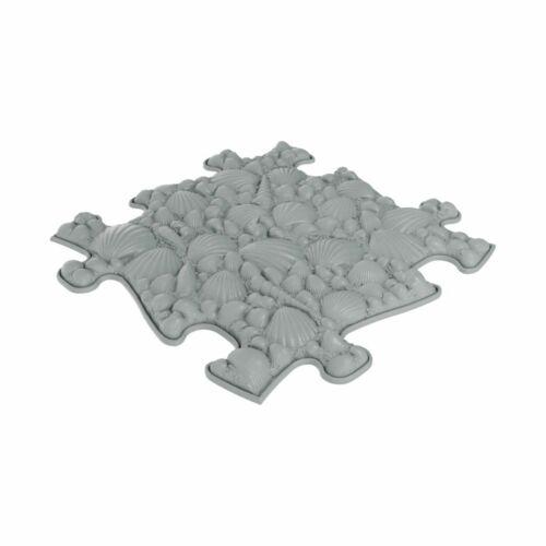 Muffik Puha Kagyló Puzzle Szürke