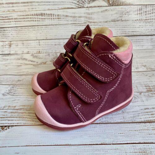 Nem szupinálT(D) kislány bélelt cipő