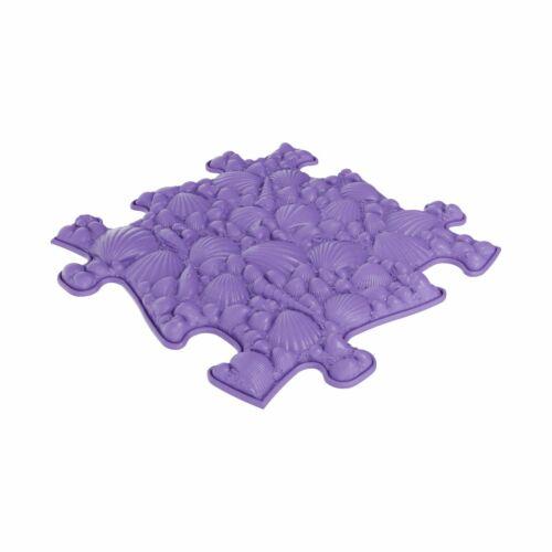 Muffik Kemény Kagyló Puzzle Lila