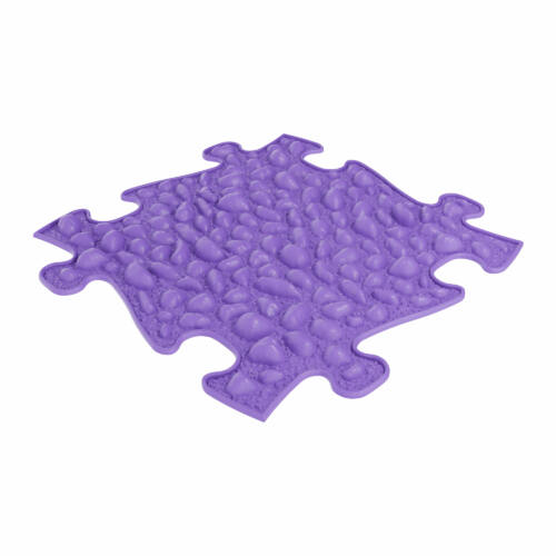 Muffik Puha Kavicsok Puzzle Lila