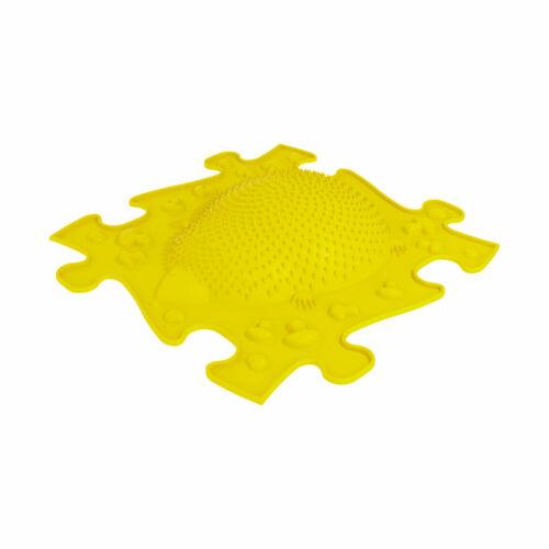 Muffik Kemény Süni Puzzle Sárga