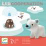 Kép 1/2 - Djeco Társasjáték - Állatmentő - Little cooperation